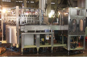Beer/CSD Can Filler & Seamer